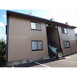 サンライフ笹賀 A棟[1階]の外観
