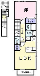 本町六丁目駅 4.6万円