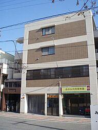 広島県呉市中央6丁目の賃貸マンションの外観