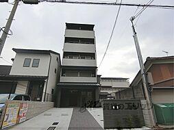 京福電気鉄道北野線 北野白梅町駅 徒歩15分の賃貸マンション