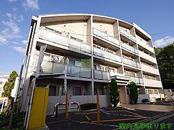 東京都新宿区市谷砂土原町2丁目の賃貸マンションの外観