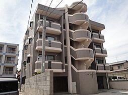 広島県安芸郡府中町本町2丁目の賃貸マンションの外観