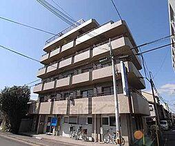 京都府京都市中京区聚楽廻松下町の賃貸マンションの外観