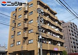 エクセル川本 パートII[3階]の外観