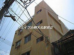 三幸ビル[2階]の外観