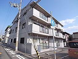 兵庫県明石市朝霧町3丁目の賃貸マンションの外観