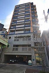 大阪府大阪市北区長柄西1丁目の賃貸マンションの外観