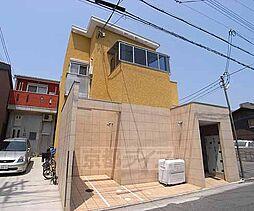 京都府京都市上京区油小路通中長者町上る亀屋町の賃貸マンションの外観
