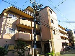 浅井マンション[201号室]の外観