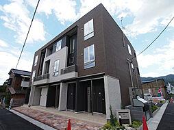 福岡県北九州市八幡西区東浜町の賃貸アパートの外観