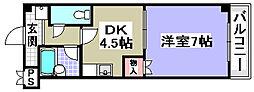 サニーステージヒカリ[301号室]の間取り
