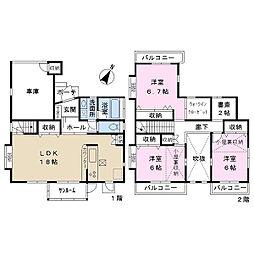 北習志野駅 3,490万円