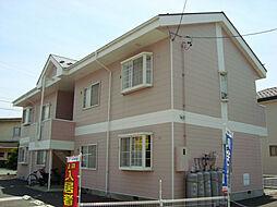 コンフォートアカハネ[2階]の外観