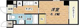 Fujiman北山町[5階]の間取り