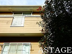 東京都世田谷区松原4丁目の賃貸アパートの外観