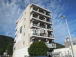 リバーリッチマンション[3階]の外観