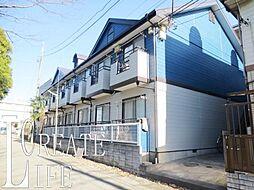 埼玉県さいたま市南区沼影1丁目の賃貸アパートの外観