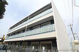 千葉県柏市北柏2の賃貸アパートの外観