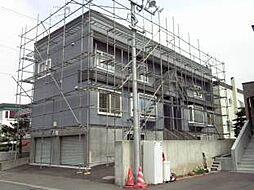 エレガントハウス[1階]の外観
