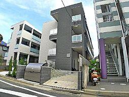 東京都足立区西新井3丁目の賃貸マンションの外観
