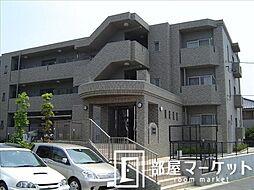 シンシア東山台[205号室]の外観