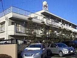 第二西形マンション[2階]の外観