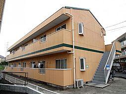 コーポ中村[1階]の外観