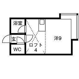 南郷7丁目駅 1.5万円