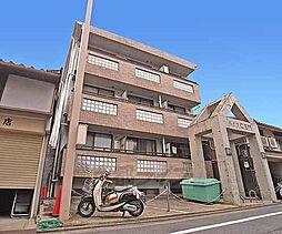 京都府京都市左京区福本町の賃貸マンションの外観