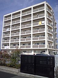 グランソレイユ西中央[6階]の外観