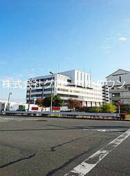 千葉県鎌ケ谷市西道野辺の賃貸マンションの外観
