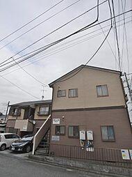 埼玉県ふじみ野市花ノ木1丁目の賃貸アパートの外観
