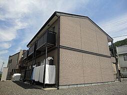長野県松本市寿北5丁目の賃貸アパートの外観