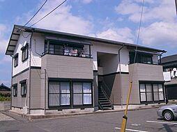 永野コーポII[2階]の外観