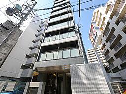 愛知県名古屋市東区東桜2の賃貸マンションの外観