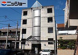 アビタシオン中村[2階]の外観