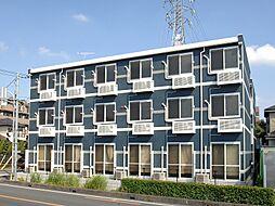 埼玉県戸田市上戸田4丁目の賃貸アパートの外観