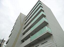 ブリリアントコート西田辺[702号室号室]の外観