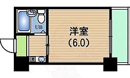 九条駅 3.4万円