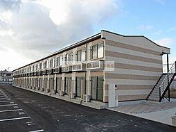 レオパレスルシェルブル金岡[2階]の外観