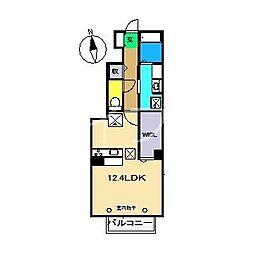 ベガ[1階]の間取り