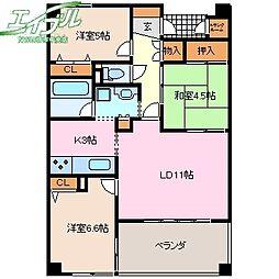 近鉄四日市駅 12.5万円