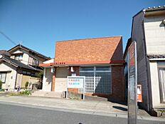 日立河原子郵便局(457m)