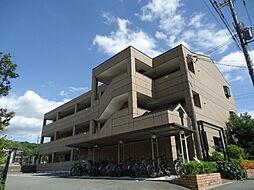 兵庫県神戸市北区道場町日下部の賃貸アパートの外観