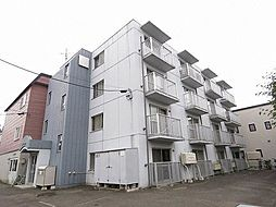 バロニィ[3階]の外観