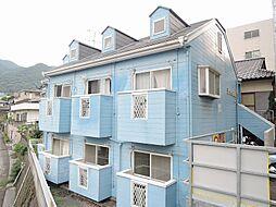 シャトレ藤松[1階]の外観