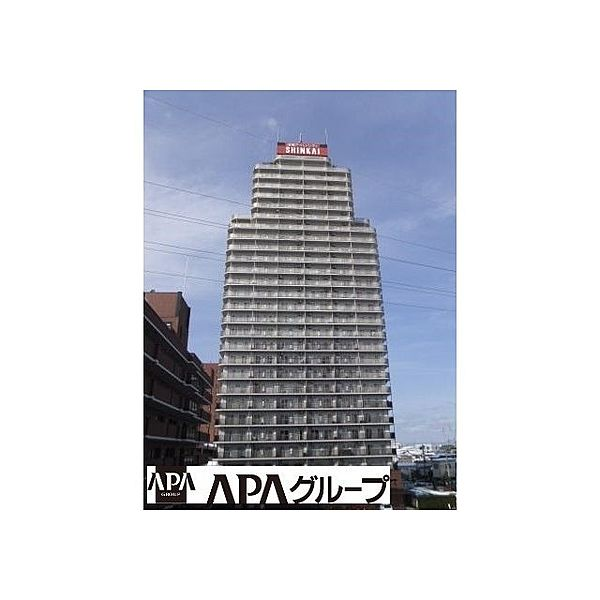信開アーバンシティセントラル[501  号室]の外観