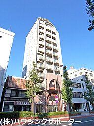 東京都八王子市新町の賃貸マンションの外観