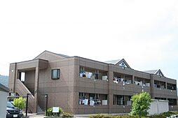 兵庫県たつの市揖西町土師4丁目の賃貸アパートの外観