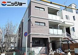 CASA・BE[2階]の外観